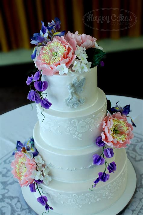 renee conner cake design wedding cake  hampshire