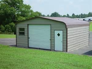 Carports And Garages Metal Garages Steel Garages Ga