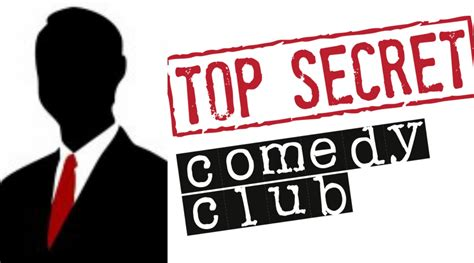 secret pictures secret guest top secret comedy club covent