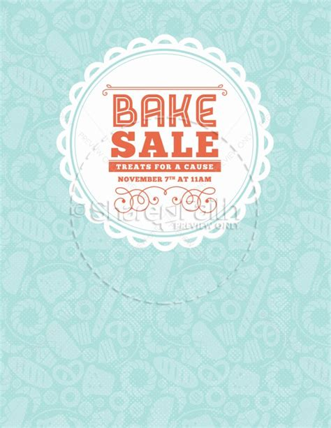 Bake Sale Church Flyer Template Flyer Templates Sle Poster Presentation Templates