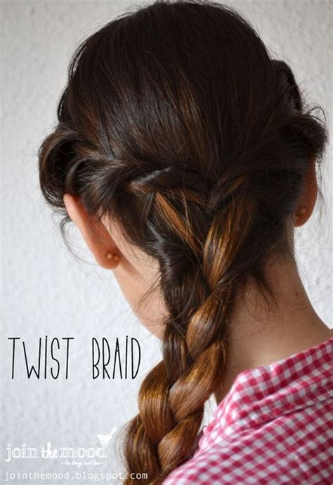 Braided Hairstyles For Hair Easy by 38 And Easy Braided Hairstyles