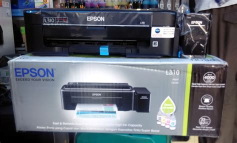 Printer Epson L310 Di Surabaya printer epson series l310 connexindo