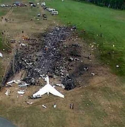 Killtowns Did Flight 93 Crash In Shanksville News | crash scene near shanksville pa of united airlines