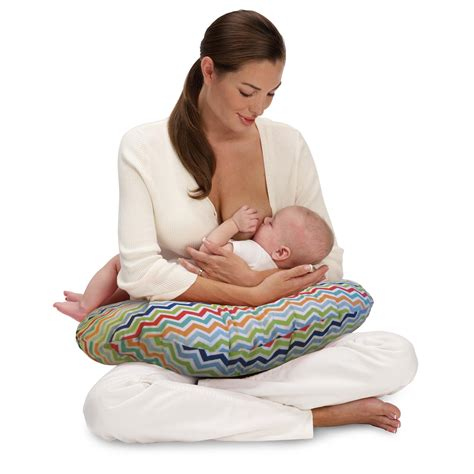 boppy pillow with slipcover miss cherry