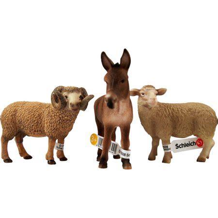 Animal Set schleich farm animals figurine set 2 walmart