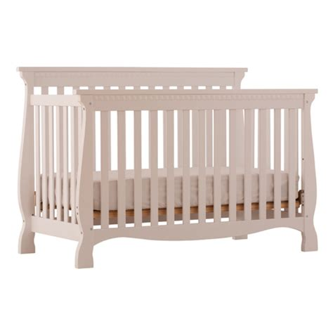 Baby Cribs Ottawa by Stork Craft Venetian 4 In 1 Fixed Side Convertible Crib