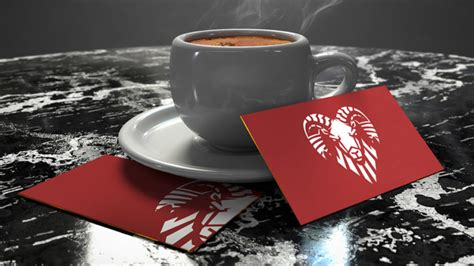 Midas Espresso Cup Cangkir Espresso Mug Gelas Kopi Lspr041 Black Business Card With Coffee Cup Mockup Free Psd At Downloadmockup Free Mockups