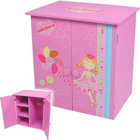 baby born kleiderschrank holz knorrtoys puppenschrank princess pink bei nunon de