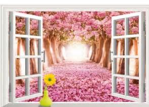 Blossom Tree Wall Sticker achetez en gros salle de fleur de cerisier en ligne 224 des