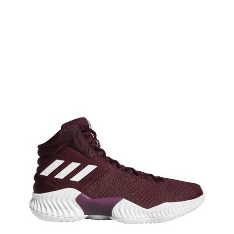 adidas pro bounce  shoe mens basketball revup sports