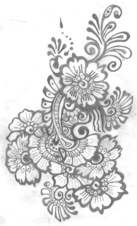 henna tattoo drawing my mehndi design by shurumitattoomi on deviantart