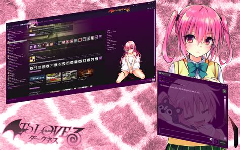 Skin Nana to ru nana deviluke skin steam by squallala1337