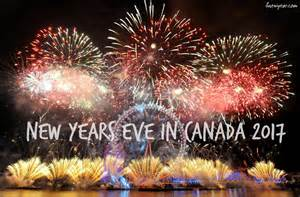 new years eve in canada 2017 party celebration places