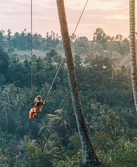 swing bali swing at zen hideaway ubud the bali bible