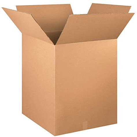 Office Depot Boxes Office Depot Brand Boxes 24 X 24 X 30 Kraft Pack Of