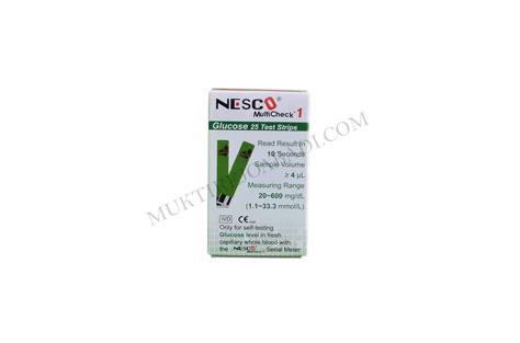 Nesco Glucose 1 nesco glucose ekomed