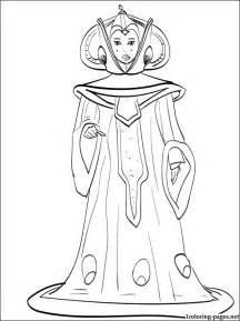 Star Wars Padmé Amidala coloring page | Coloring pages