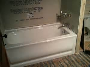 Installing Bathtubs Miscellaneous How To Install A Tub Interior Decoration