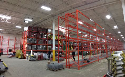 pallet racking systems    work cresswell industries