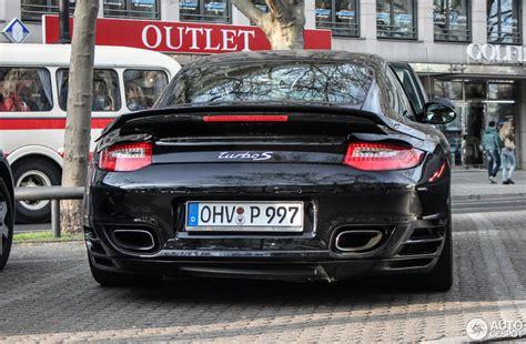 Porsche 997 Turbo S by Porsche 997 Turbo S 11 April 2016 Autogespot
