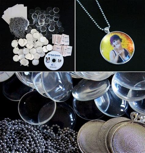 17 Best Images About Photo Jewelry Kits That Make 10 Items