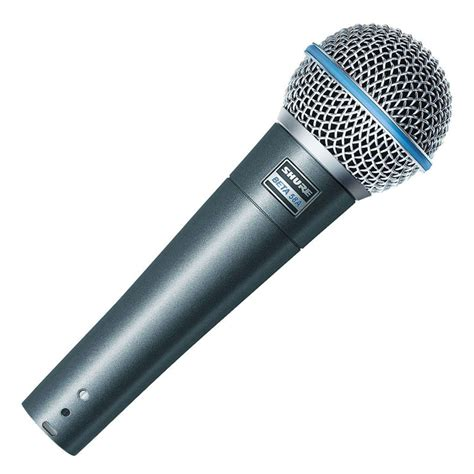 Shure Microhpone Beta 58a Suara Mantap The Vocal shure beta 58a vocal microphone location sound
