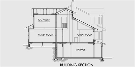 vacation house plans sloped lot house plans view sloping lot