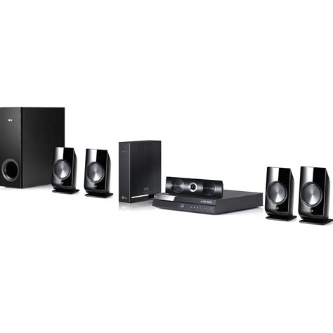 lg bh6820sw 3d home theater system bh6820sw b h photo