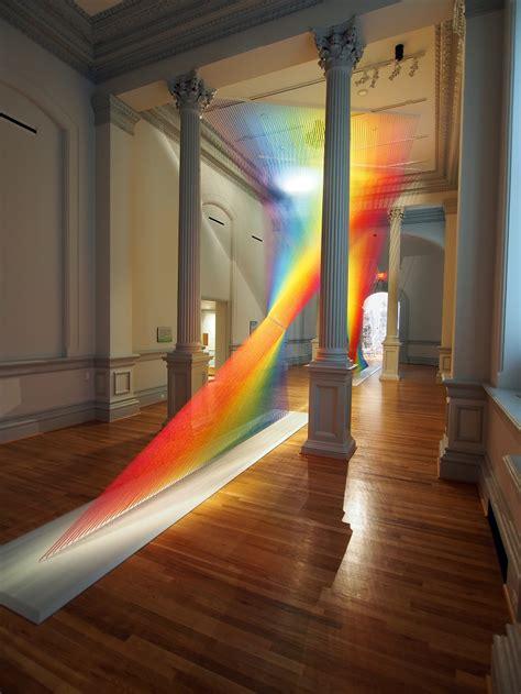 installation art history  top art