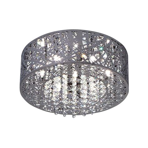 home decorators collection 3 light chrome and
