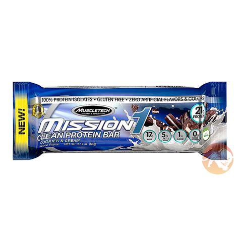 1 protein bar buy muscletech mission 1 bars protein bars