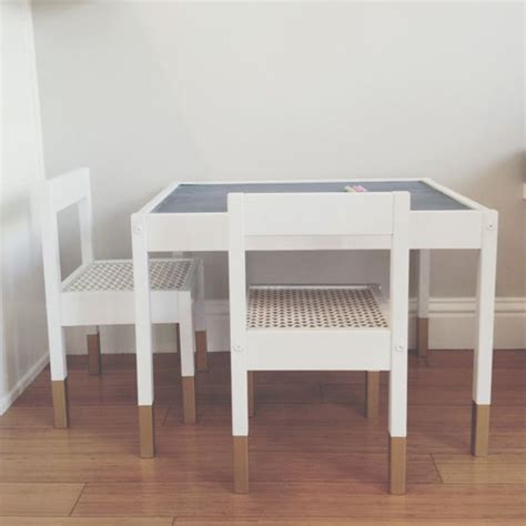 reading table and chair ikea chalkboard table gold dipped and table and chairs on