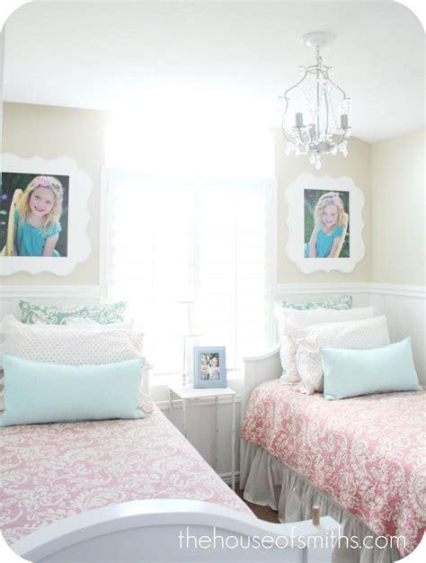 room for girl orange blossom shop giveaway twin room decor