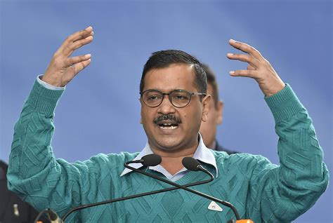 kejriwal biography in english earlier congress used to benefit from scams now bjp does