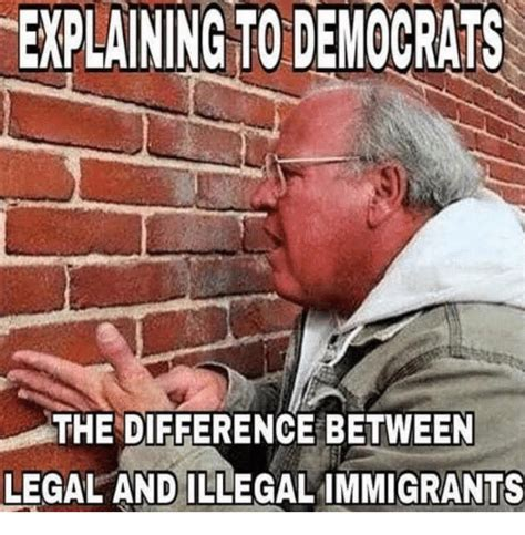 Illegal Immigration Meme - castanet political memes cartoons here language warning