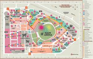 show map iga perth royal show 2015 perth