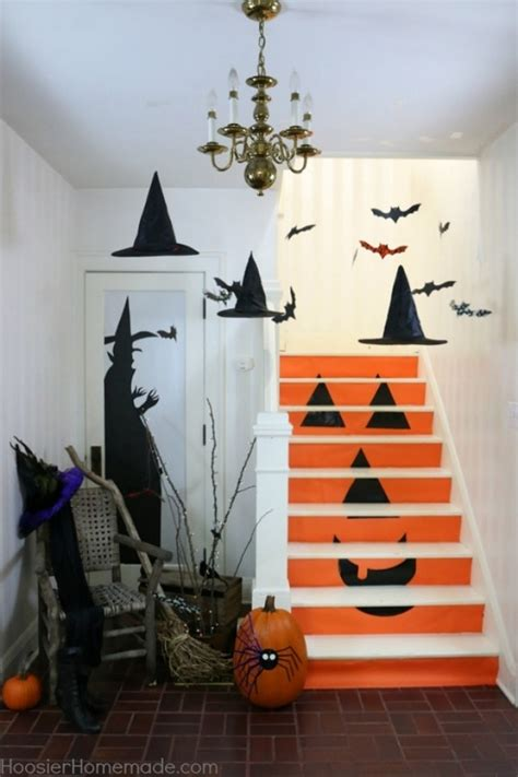 halloween decorations to make at home for kids homemade halloween decorations for kids designcorner