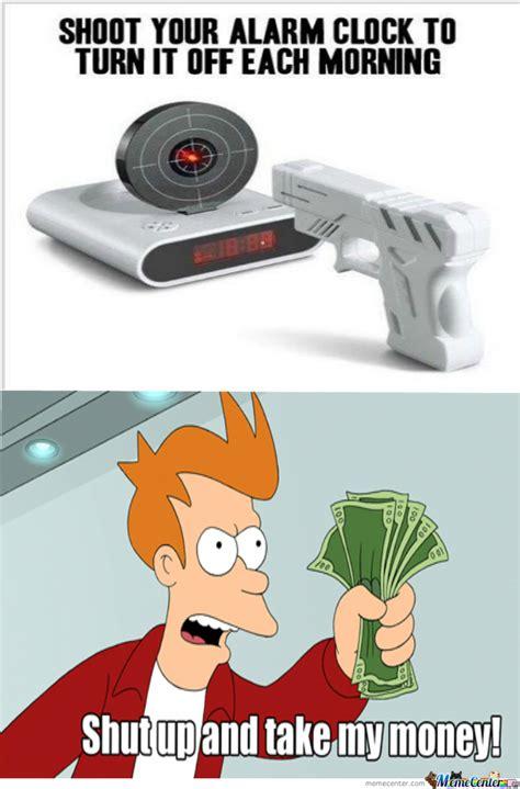Alarm Meme - best alarm clock ever by dzida meme center