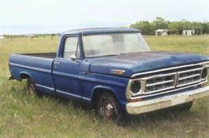 1971 Ford F100 Parts 71 Ford F100 Lb R274p