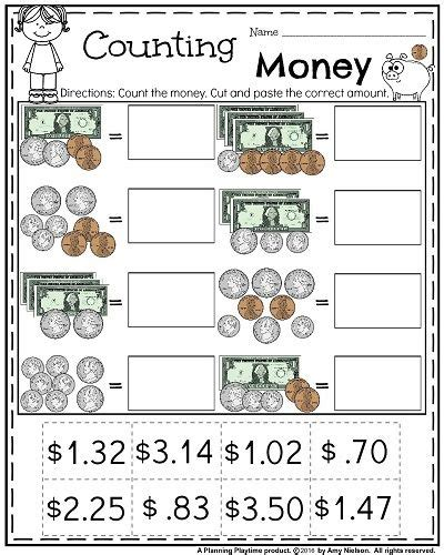Best Sheets For The Money The 25 Best Ideas About Money Worksheets On Pinterest