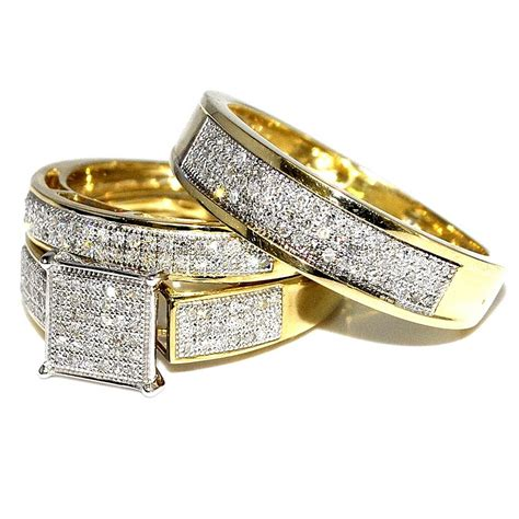 Wedding Bands For Cheap by Luxury Cheap Gold Wedding Bands For Matvuk