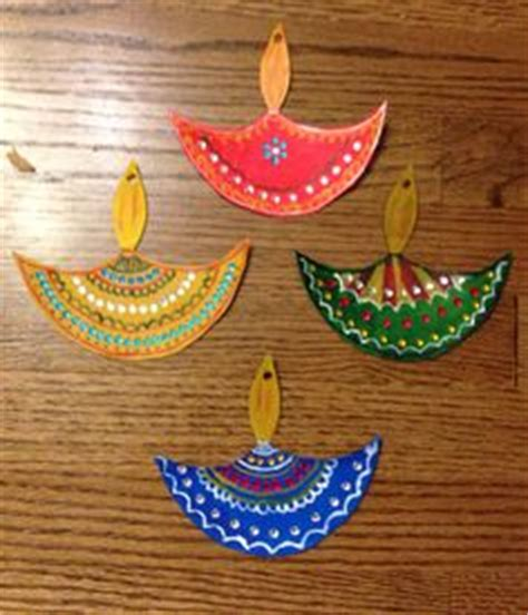 paper craft ideas for diwali hanging paper diyas projects for