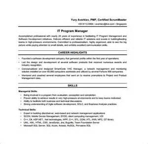 Application Manager Description by Program Manager Description Template 10 Free Word Pdf Format Free Premium