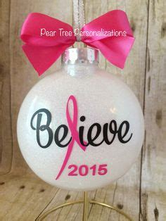 diy cancer ribbon ornaments diy pink ribbon breast cancer awareness ornament takes 10 minutes to make
