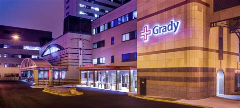 grady hospital er atlanta commercial construction mccarthy