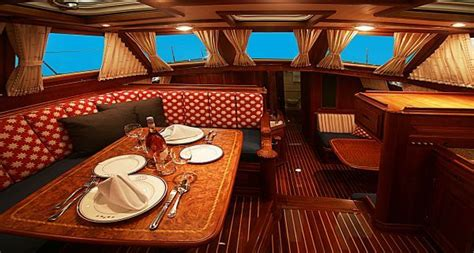 Sailboat Interior Design Ideas by Sail Away Thinks This Sailboat Interior Is Wow Check