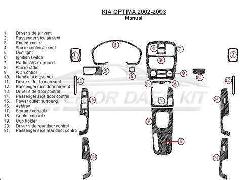manual repair free 2002 kia optima seat position control service manual how to remove instrument 2002 kia optima the quot kiastein quot instrument