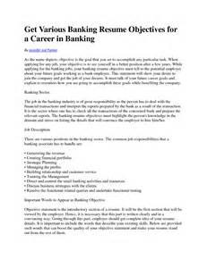 Banking Resume For Graduates Sales Banking Lewesmr