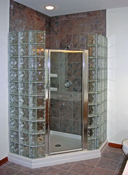 Glass Block Bathroom Designs Glassblock By Doheny Gallery Of Baths Amp Showers