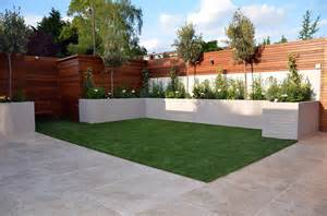 Front Yard Brick Fence Designs - london garden design garden design